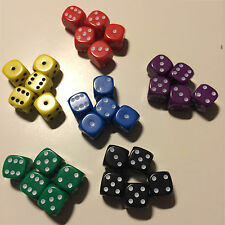 Perudo Game Dice / Liars Dice (Set of 30 Dice) D116