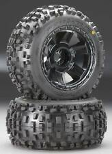 "4 Pro-Line 1178-11 3.8"" Mounted Badlands Tires w/ Desperado Wheels  Revo T-Maxx"