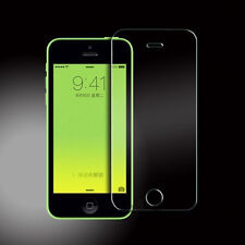 High Quality Premium Real Tempered Glass Film Screen Protect for iPhone 5C 5S SE