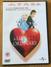A Life Less Ordinary (DVD, 2009) DIAZ MCGREGOR, with extra footage.