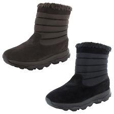 Skechers Women GOdri Ultra Bounce Waterproof Winter Boot Shoe