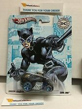 Cool One Catwoman * Hot Wheels DC Comics Pop Culture * N6