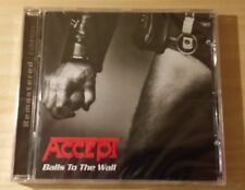 ACCEPT - BALLS TO THE WALL - CD SIGILLATO (SEALED)