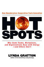 Hot Spots Why Some Teams Workplaces Organizations Buzz Energy - Others Don't by