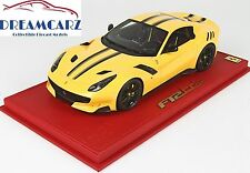 BBR Ferrari F12 TdF 1/18 P18121F - Deluxe with display case -  Limited 20 pcs