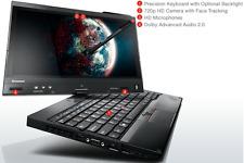 Lenovo ThinkPad X230 Tablet i5 3320M 2.6 GHz Multitouch Cam 4GB 500GB HD & bag