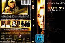 *- DVD - FALL 39 - Renee ZELLWEGER/ Ian McSHANE/ Bradley COOPER 95 min