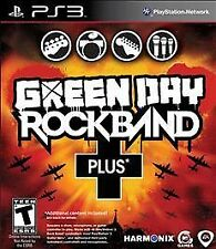 Green Day: Rock Band Plus  --  Sony PlayStation 3 PS3 Complete  *Guaranteed* + Z