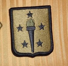 ARMY PATCH, SUSTAINMENT CENTER OF EXCELLENCE  ,MULTI-CAM,SCORPION, WITH VELCRO