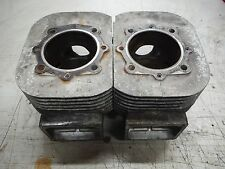 1986 86 YAMAHA PHAZER SNOWMOBILE PZ480 480 PAIR ENGINE MOTOR CYLINDERS JUGS