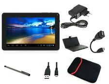 10'' ZOLL QUAD CORE HD 16GB TABLET PC ANDROID 4.4 KITKAT WIFI 3G WLAN USB 7 8 9