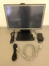 "Used BK SEMS 17"" TouchScreen Monitor with Stand, Windows XP 7, 8, 10 Compat"