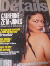 may 1999 Catherine Zeta-Jones sexy cover SEALED  Bijou Phillips Jesse Ventura