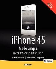 iPhone 4S Made Simple: For all iPhones running i, Martin Trautschold, Rene Ritch