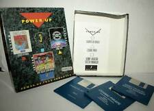 POWER UP COMPILATION 3 GIOCHI COSMIC PIRATES +2 OTTIMO STATO AMIGA PAL DM1 40410