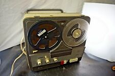 Vintage Philips Norelco Reel to Reel Tape Recorder Player - Works good