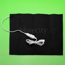 DC 5V USB Electric Cloth Heater Pad Heating Element for Pet Warmer 30℃/ 40℃/ 50℃