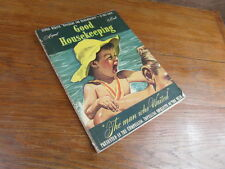 Revue vintage magazine USA : GOOD HOUSEKEEPING August 1940