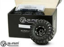 Gmade G-AIR System TRUCK 2.2 Inflatable TIRES BEADLOCK Rock Crawler TIRES + RIMS