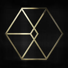 EXO - [EXODUS] 2th Album KOREAN VER CD + Photobook + Card K-POP Sealed EXO