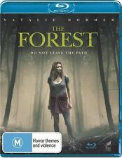 The Forest (Blu-ray, 2016) NEW