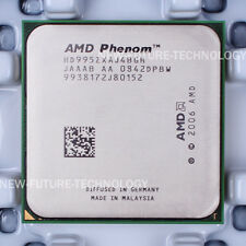 AMD Phenom X4 9950 (HD995ZXAJ4BGH) CPU 600 MHz 2.6 GHz Socket AM2+ 100% Work