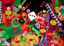 100 Kids novelty trinkets Children TOY Giveaway Rewards Assorted carnival PRiZes