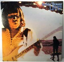 Robin Trower LIVE! Chrysalis Release Year 1976 CHR-1089 Collectible