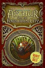 Arthur and the Forbidden City by Besson, Luc, Good Book
