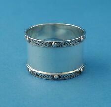 Serviettenring, 925er Silber, Dublin - ohne Monogramm