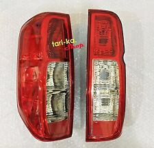 Rear Tail Lights Lamp LH RH For 2005-2011 Nissan Frontier Navara D40 Pickup 06
