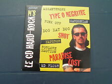 CD TYPE O NEGATIVE PARADISE LOST GARDENIAN EMPEROR MD FLUSH FORLORM EMOTION