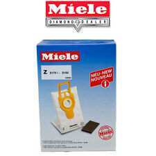 Miele Z Vacuum Bags - IntensiveClean - 5 Cloth Bags & 1 Filter Per Box