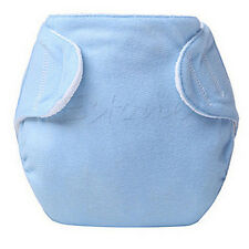 Baby Newborn Diaper Cover Adjustable Reusable Washable Nappies Cloth Wrap New