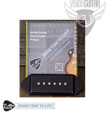 David Allen Pickups CoolCat P-90 Dogear Bridge Pickup - Black