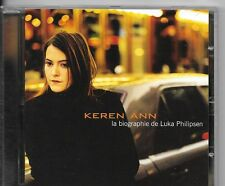 CD ALBUM 13 TITRES--KEREN ANN--LA BIOGRAPHIE DE LUKA PHILIPSEN--2000
