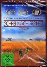 DVD NEU/OVP - Schrei nach Freiheit - Kevin Kline & Denzel Washington
