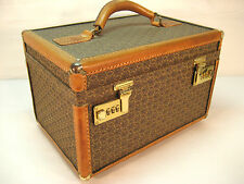 Hartmann WINGS Luggage Belting Leather Suitcase Carry On Cosmetics Train Case