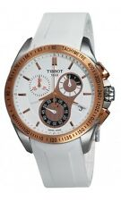 Tissot T Sport Veloci T T0244172701100 Men's Chronograph Watch - New & Authentic