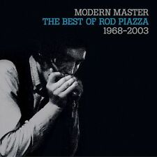 Piazza, Rod Modern Master the Best of Rod Piazza CD