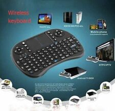 2.4G Wireless mini Tastatur with Touchpad for PC Andriod TV Box Black CY