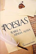 Parte: Poesias : Sobre a Minha Alma by Tony Campos (2016, Paperback)