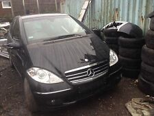 Mercedes A Class 2007 W169 1.5 Petrol 5 door black Breaking Wheel Nut