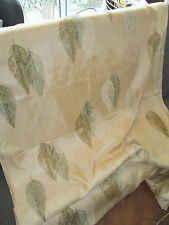VINTAGE CURTAINS PAIR 60s 70s