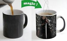 Game of Thornes Color Changing Magic Heat sensitive Tea Cup Coffee Mug gift