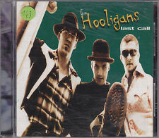 The Hooligans - last call CD