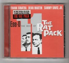 (GZ941) Various Artists, The Best Of The Rat Pack - 2001 CD