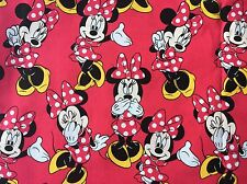 FQ DISNEY MINNIE MOUSE EARS BOW   FABRIC CHARACTER GIRLS