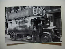 ENG785 - MARTIN OMNIBUS & TRANSPORT Co - BUS No23 PHOTO