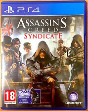 Assassin's Creed Syndicate - Playstation PS4 Games - Very Good Condition